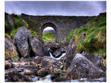 Stone Bridge, Ireland Art by Richard Desmarais