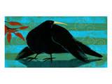 Crow I Posters par Penny Keenan