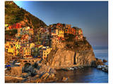 Manarola Cinque Terre Prints by Richard Desmarais