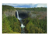 Helmcken Falls Prints by Mike Grandmaison