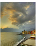 Camogli Sunset II Posters by Richard Desmarais