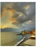 Camogli Sunset II Posters by Richard Desmarais