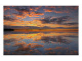 Namekus Lake Reflection Prints by Mike Grandmaison