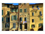 Siena Apartment Wall Print by Richard Desmarais