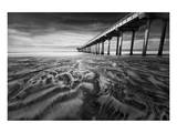 Waves of Sand Poster by Ryan Hartson-Weddle