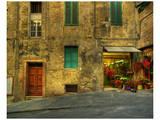 Siena Wall Posters by Richard Desmarais