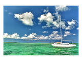 Crooked Island Sailing Prints by Jan Michael Ringlever