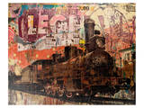 The Old Railway Prints by Irena Orlov