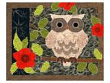 Owl II Posters by Penny Keenan