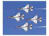 Thunderbirds I Prints by Michael Polk