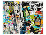 Ideas are cheap Prints by Irena Orlov