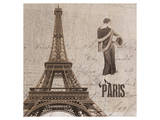 Paris II Prints by Irena Orlov