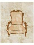 Antique Chair II Art by Irena Orlov