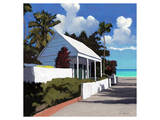 Conch Republic 1 Poster by Kurt Novak