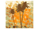 Tropical Sunset II Prints by Irena Orlov
