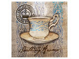 Coffee Cup I Aroma Prints by Alan Hopfensperger