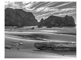 Myers Creek Beach I Print by Michael Polk