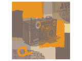 Old Camera I Posters by  Yashna