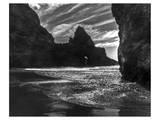 Myers Creek Beach II Prints by Michael Polk