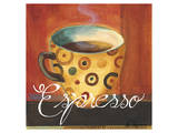 Espresso Prints by Cathy Hartgraves
