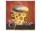 Espresso Prints by Cathy Hartgraves