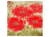 Red Poppies Art by Irena Orlov