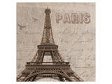 Paris I Posters by Irena Orlov