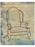 Chair IX Prints by Irena Orlov