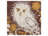 Owl I Prints by Irena Orlov