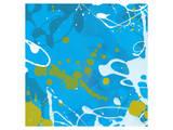 Aqua I Posters by Irena Orlov
