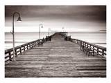 Endless Pier Prints by Steve Munch