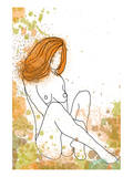 Beautiful Nude Women Posters by Irena Orlov