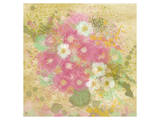 Summer Flowers II Print by Irena Orlov