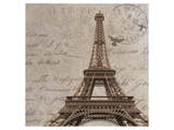 Paris III Print by Irena Orlov