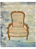 Chair VIII Prints by Irena Orlov