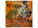 Great Wine Posters by Irena Orlov