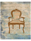 Chair VI Print by Irena Orlov