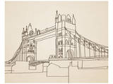 London Bridge Prints by Irena Orlov