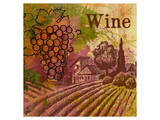 Best Wine Prints by Irena Orlov