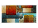 Abstract Panel I Prints by Catherine Kohnke