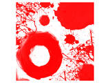 Red Prints by Irena Orlov