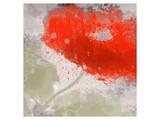 Deep Red Prints by Irena Orlov