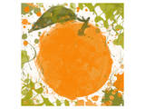Orange II Prints by Irena Orlov