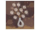 Silver Vase II Poster by Irena Orlov