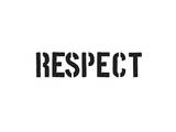 Respect Print by  SM Design