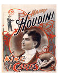 Harry Houdini Prints