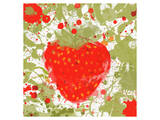 Strawberry I Posters by Irena Orlov