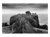 Dunnottar Castle, Scotland Poster