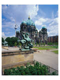 Berlin Cathedral Lustgarten Prints