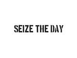 Seize The Day Poster by  SM Design